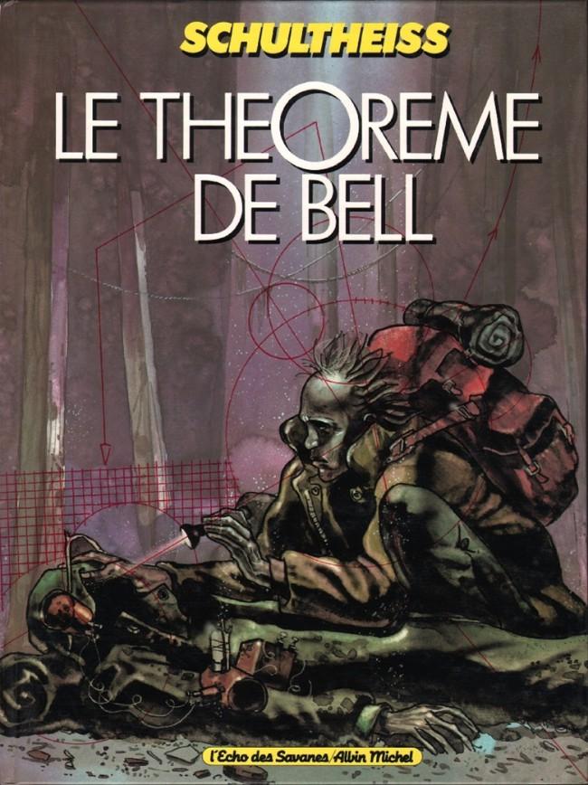 Couverture de Le théorème de Bell - Tome 1