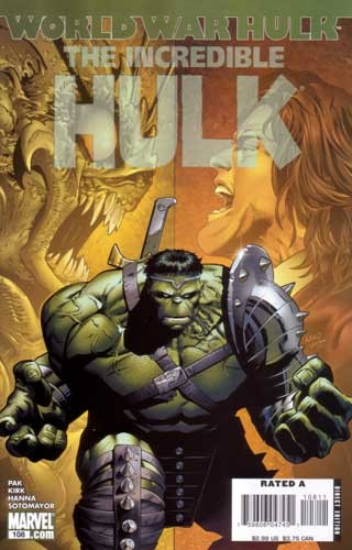 Couverture de Incredible Hulk (The) (Marvel comics - 2000) -108- Warbound