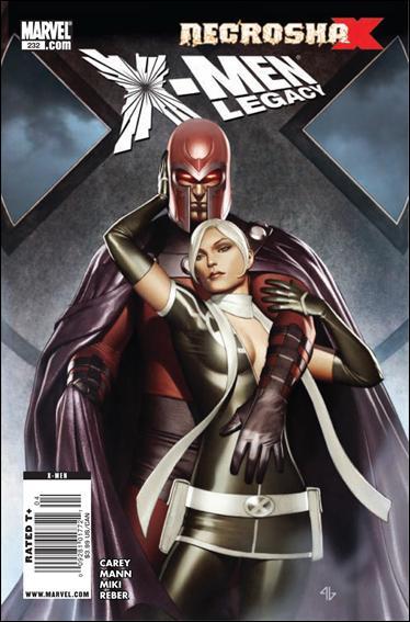 Couverture de X-Men Legacy (2008) -232- Earth give up your dead part 2