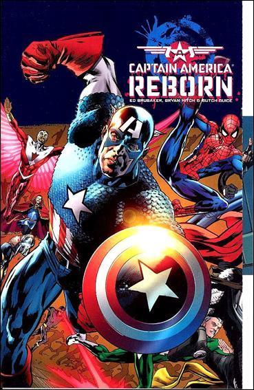 Couverture de Captain America: Reborn (2009) -6- Book 6