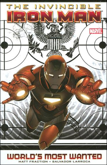 Couverture de Invincible Iron Man (2008) -INT02- World's most wanted book 1