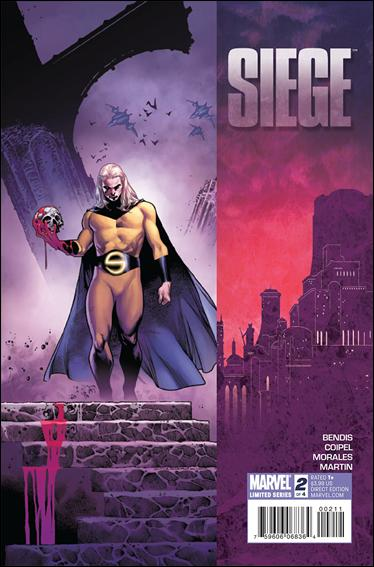 Couverture de Siege (2010) -2- Siege of asgard - phase two