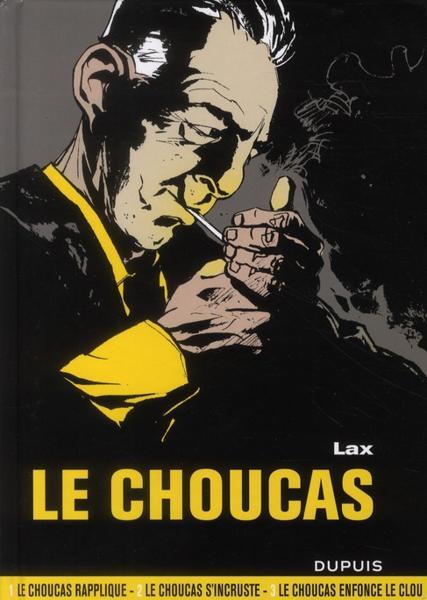 Couverture de Le choucas -INT1- L'intégrale - Tome 1