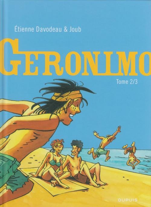 Couverture de Geronimo (Joub/Davodeau) -2- Tome 2/3