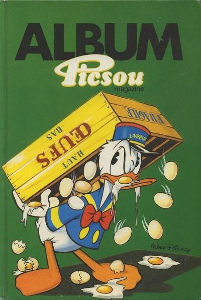 Couverture de Picsou Magazine -Rec X- (1re série) Recueil X (n°186 à 189)