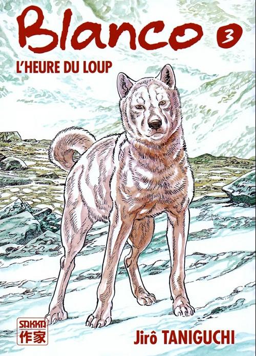 Couverture de Blanco - Le Chien Blanco -3- L'heure du loup