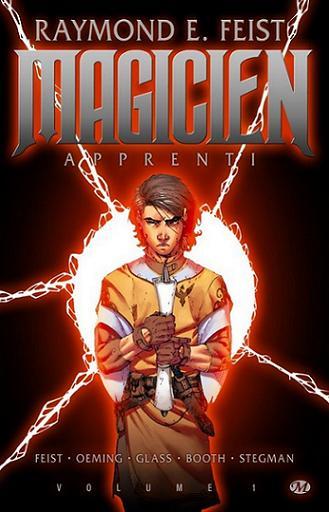 Couverture de Magicien Apprenti -1- Volume 1