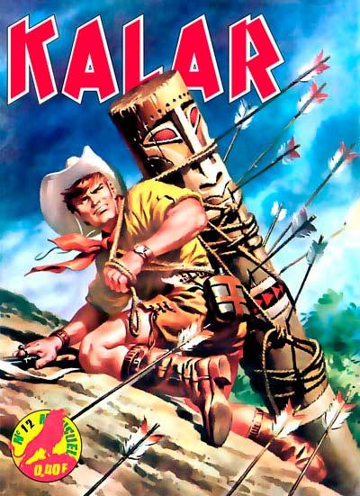 Couverture de Kalar -12- La justice du lion