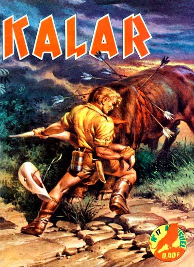 Couverture de Kalar -17- Imposture