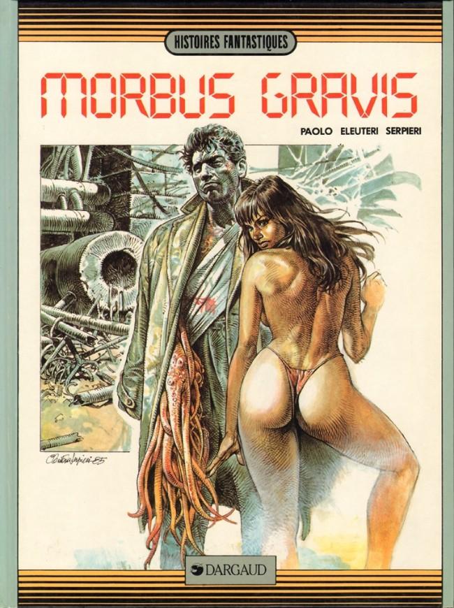 Couverture de Druuna -1- Morbus Gravis
