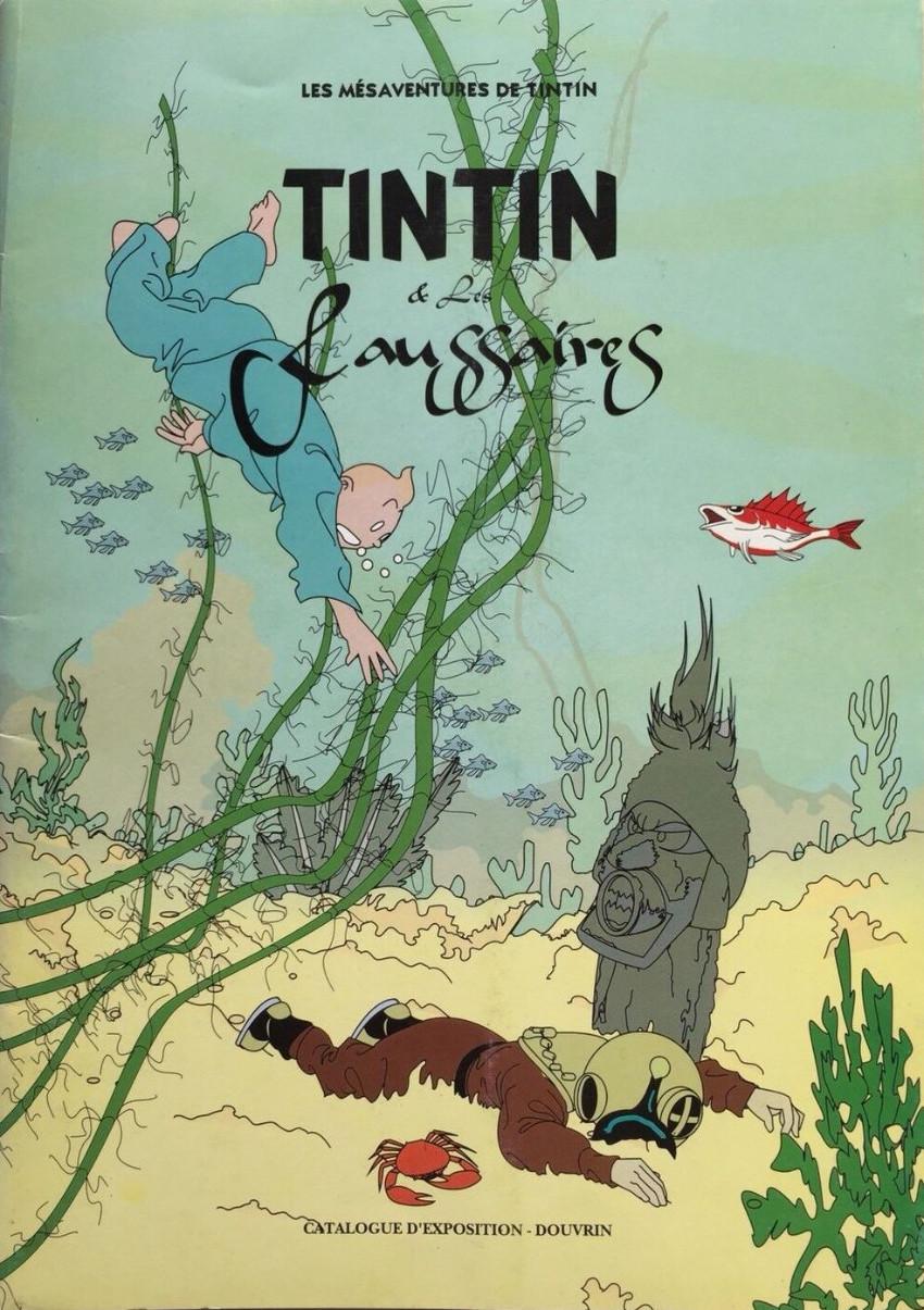Couverture de Tintin - Divers -Cat- Tintin et les faussaires - Les Mésaventures de Tintin