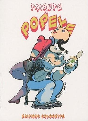 Couverture de Tribute to Popeye