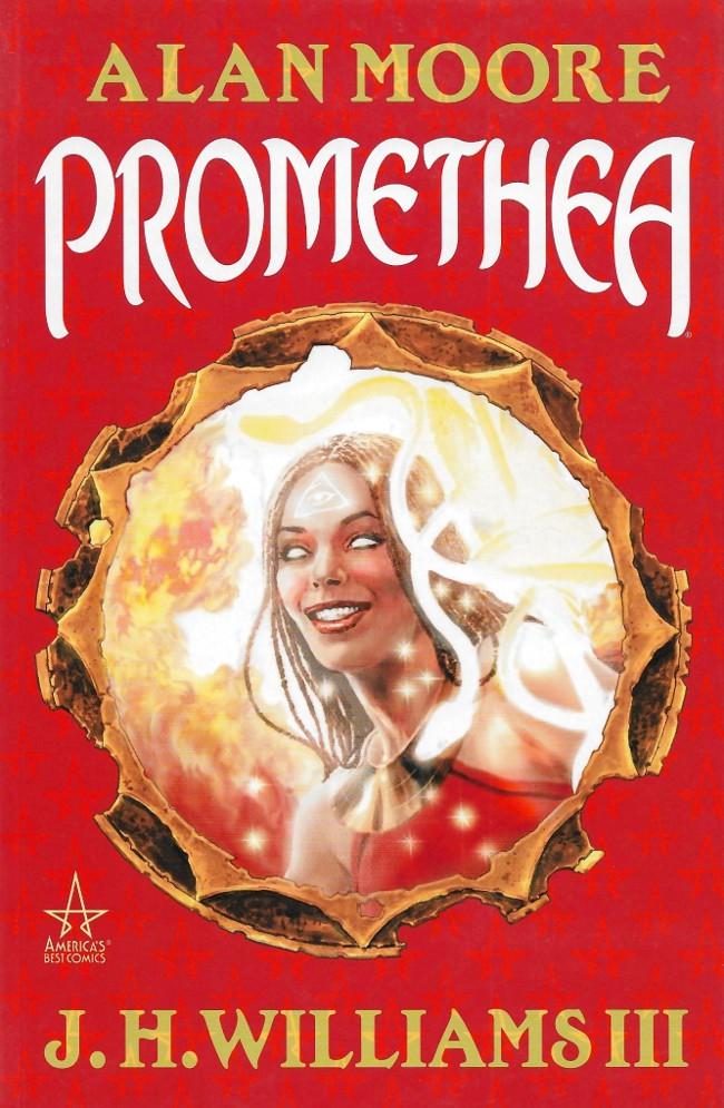 Couverture de Promethea -7- Tome 7