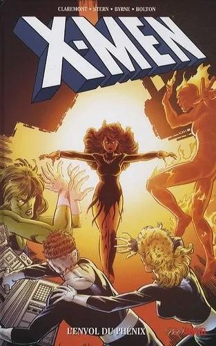 Couverture de Best of Marvel -20- X-Men : L'envol du Phénix