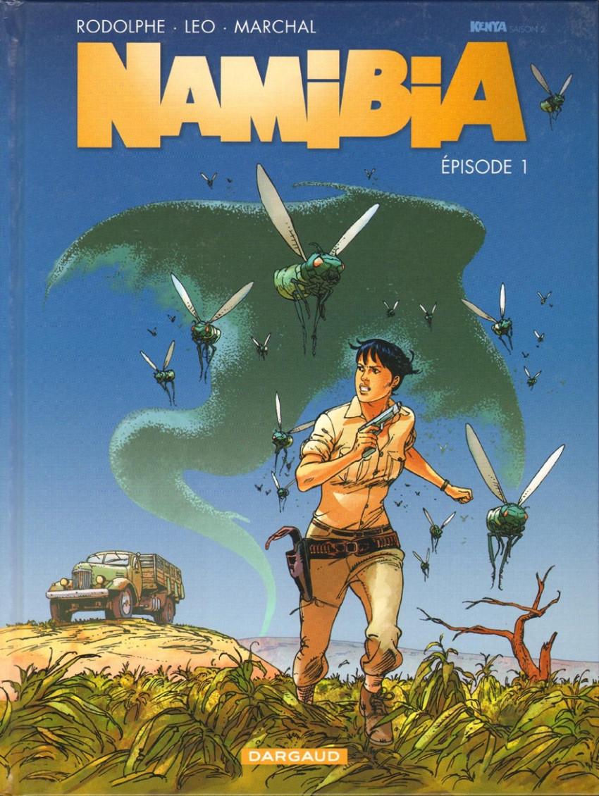 Couverture de Namibia (Kenya - Saison 2) -1- Épisode 1