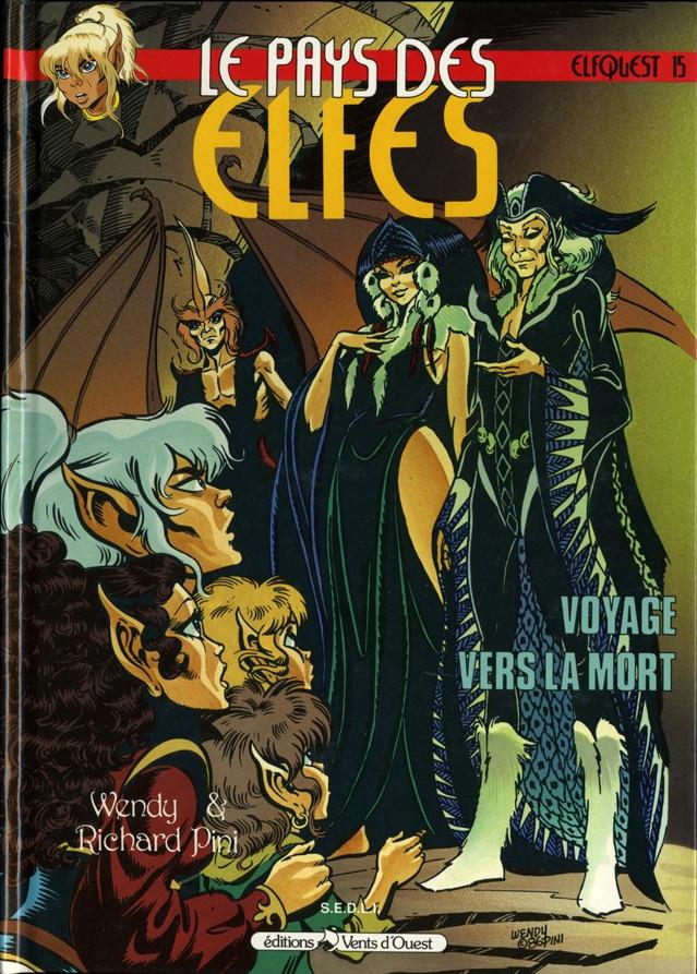 ElfQuest (Le pays des elfes) - 32 tomes