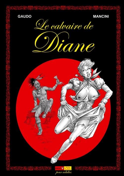 Couverture de Le calvaire de Diane - La Saga Shelton - Le calvaire de Diane