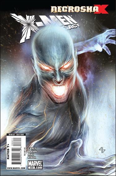 Couverture de X-Men Legacy (2008) -233- Earth give up your dead part 3