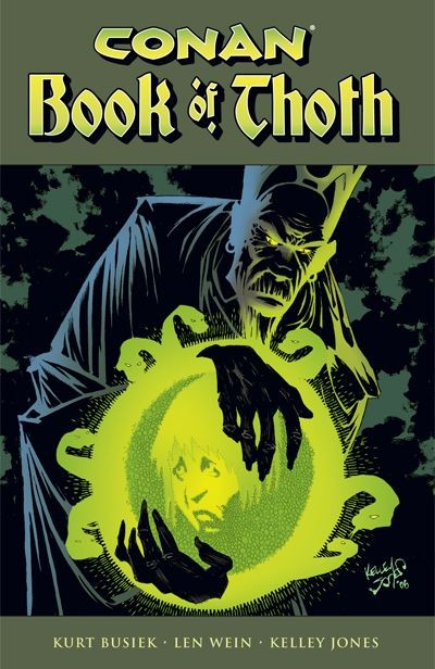 Couverture de Conan: Book of Thoth (2006) -INT- Book of Thoth
