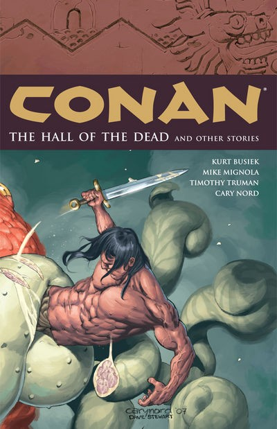 Couverture de Conan (2003) -INT04- The hall of the dead and other stories