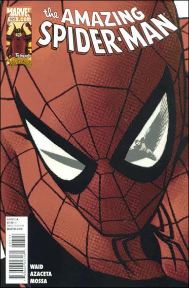 Couverture de Amazing Spider-Man (The) Vol.2 (Marvel comics - 1999) -623- Scavenging (Part 1)