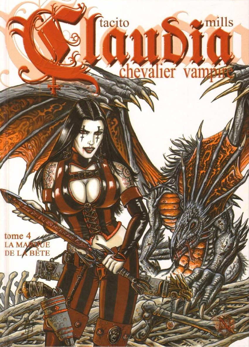 Claudia chevalier vampire - les 4 tomes