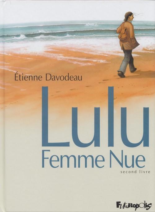 Couverture de Lulu Femme Nue -2- Second livre