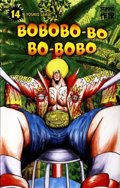 Couverture de Bobobo-bo Bo-bobo -14- Tome 14