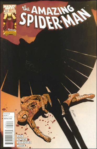 Couverture de Amazing Spider-Man (The) Vol.2 (Marvel comics - 1999) -624- Scavenging part 2