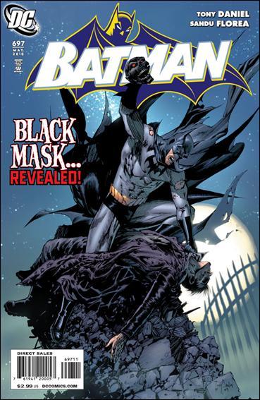 Couverture de Batman (1940) -697- Life after death part 6 : liberator