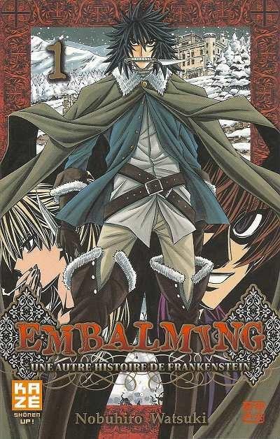 Couverture de Embalming - Une autre histoire de Frankenstein -1- Tome 1