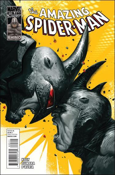 Couverture de Amazing Spider-Man (The) Vol.2 (Marvel comics - 1999) -625- Endangered species