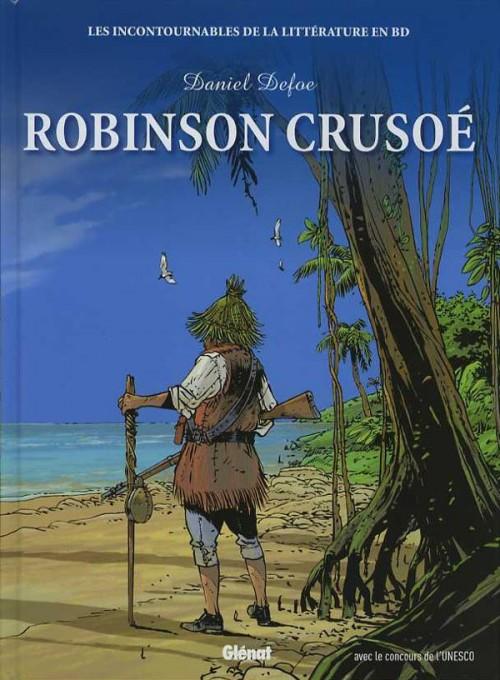 Les incontournables de la littérature en BD -3- Robinson