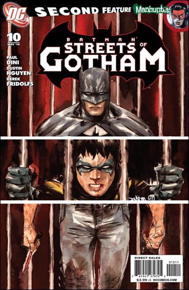 Couverture de Batman: Streets of Gotham (2009) -10- The heroes