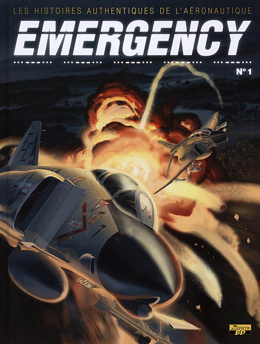 Couverture de Emergency - Les Histoires authentiques de l'aéronautique -1- N° 1