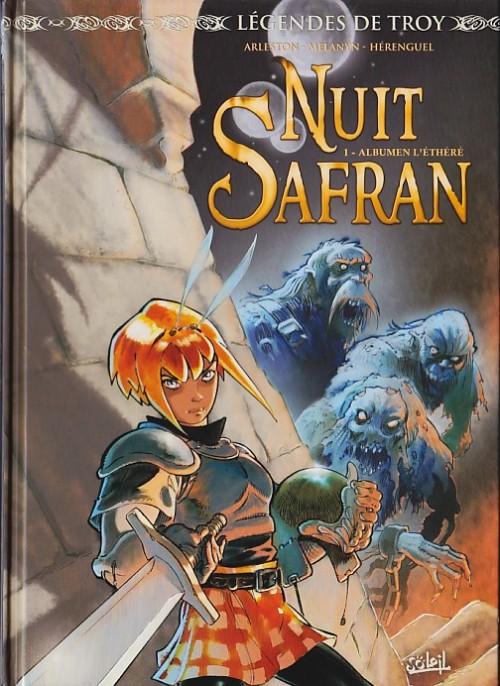 Nuit Safran - Tome 01 Albumen l'éthéré