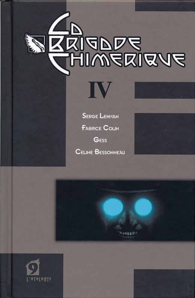 Couverture de La brigade Chimérique -4- Politique internationale - H.A.V. Russe