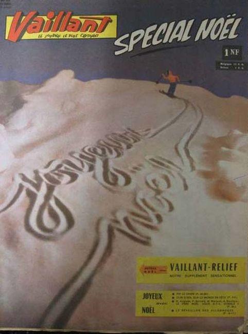 Couverture de Vaillant (le journal le plus captivant) -866- Vaillant