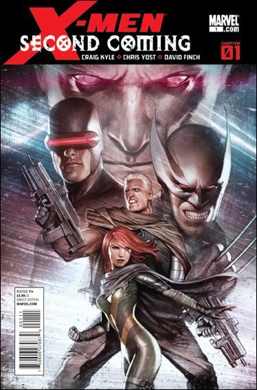 Couverture de X-Men: Second coming (2010) -1- Second coming part 1