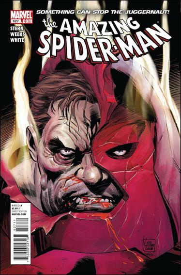 Couverture de Amazing Spider-Man (The) Vol.2 (Marvel comics - 1999) -627- Something can stop the Juggernaut