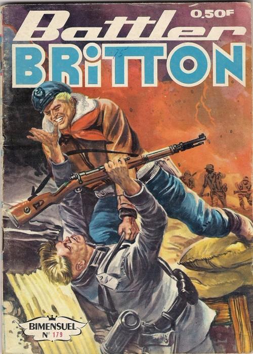Couverture de Battler Britton (Imperia) -179- Avions de l'avenir