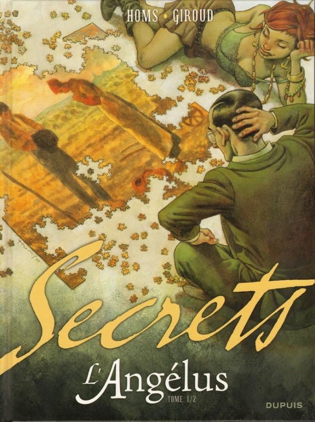Couverture de Secrets - L'Angélus -1- Tome 1/2