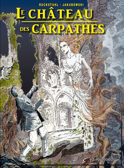 Couverture de Le château des Carpathes - Le Château des Carpathes