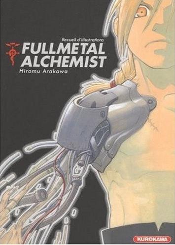 Couverture de FullMetal Alchemist -HS- Recueil d'illustrations
