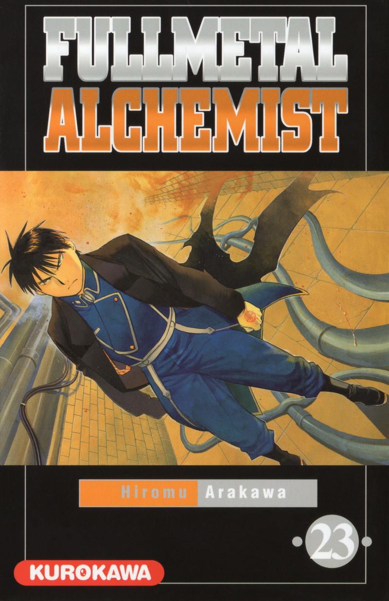 Couverture de FullMetal Alchemist -23- Tome 23