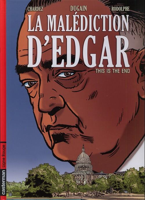 La Malédiction d'Edgar 3 tomes Intégrale