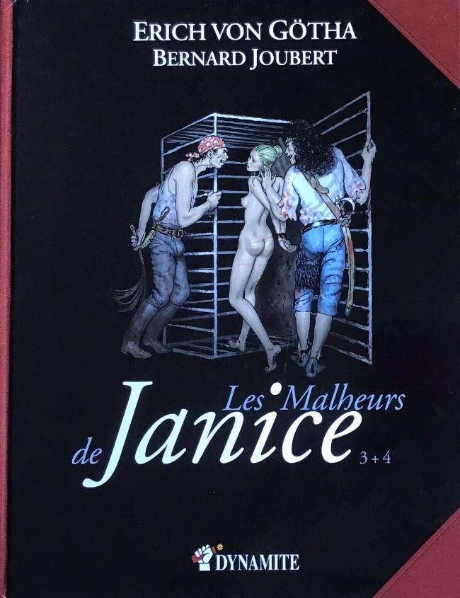 Couverture de Les malheurs de Janice -INT- Intégrale T02