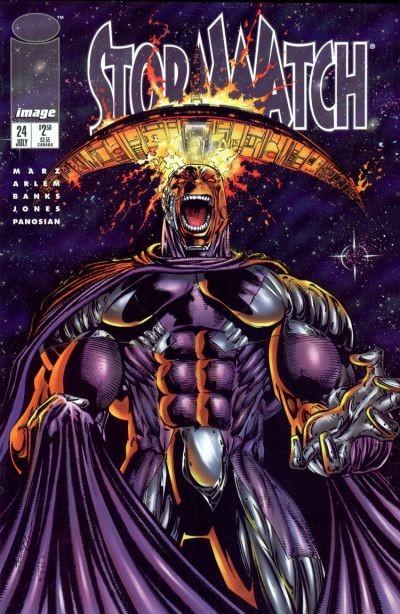 Couverture de StormWatch (1993) -24- #24