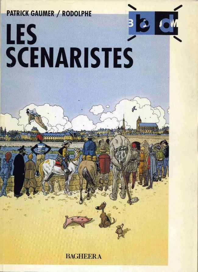 Couverture de (DOC) Études et essais divers -31- Les Scénaristes