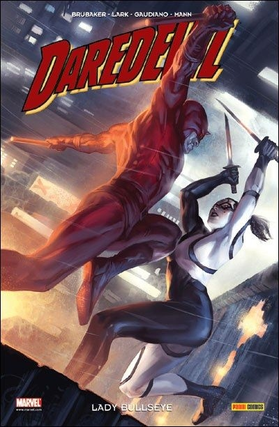Daredevil - tome 19 : Lady Bullseye